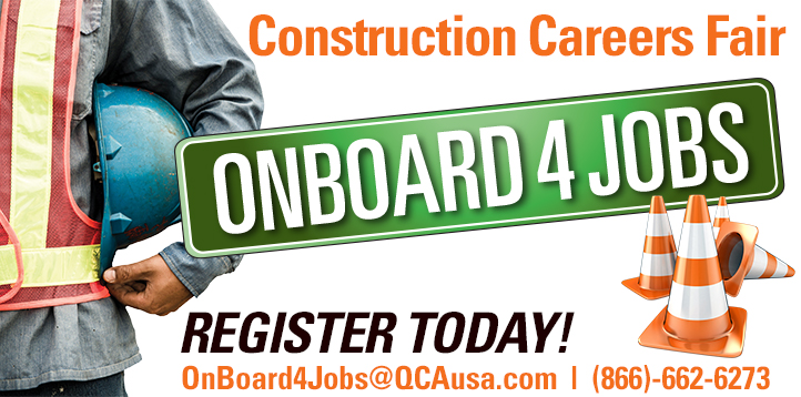 FDOT OnBoard4Jobs Construction Careers Fair image